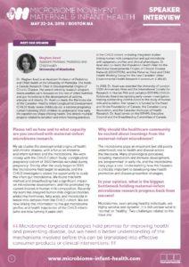 Infant Health Meghan Interview Image