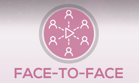 Face-to-face icon